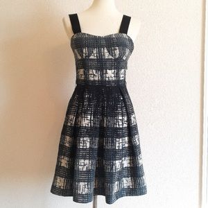Guess Fit-&-Flare Dress